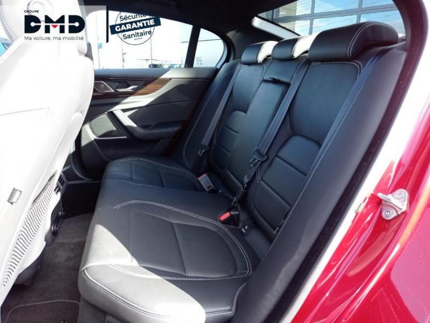 Jaguar Xe 2.0 P250ch R-dynamic Hse Bva8 - Visuel #10