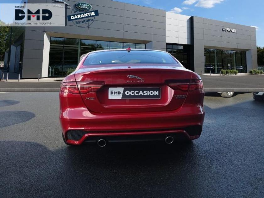 Jaguar Xe 2.0 P250ch R-dynamic Hse Bva8 - Visuel #11