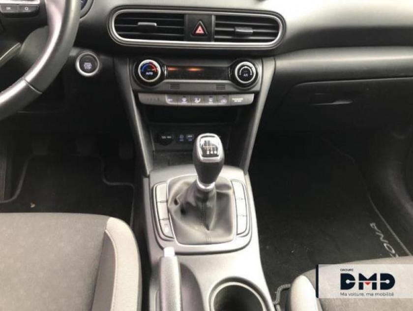 Hyundai Kona 1.0 T-gdi 120ch Edition 1 - Visuel #8