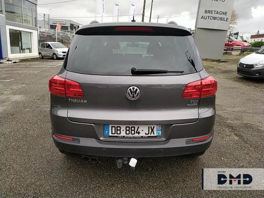 Volkswagen Tiguan 2.0 Tdi 140ch Bluemotion Fap Edition - Visuel #11