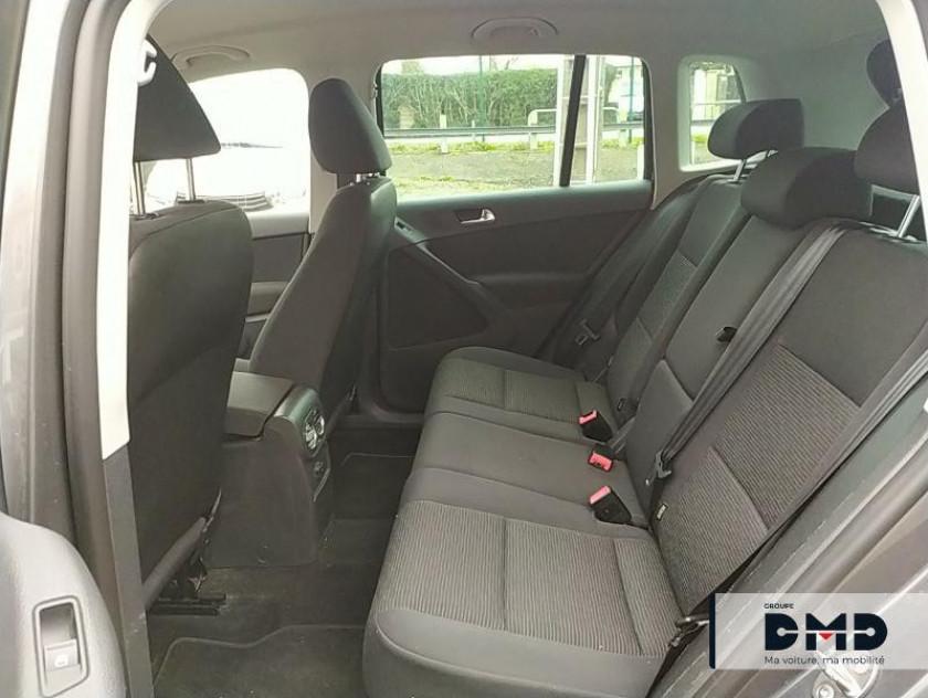 Volkswagen Tiguan 2.0 Tdi 140ch Bluemotion Fap Edition - Visuel #10