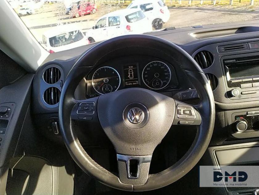 Volkswagen Tiguan 2.0 Tdi 140ch Bluemotion Fap Edition - Visuel #7