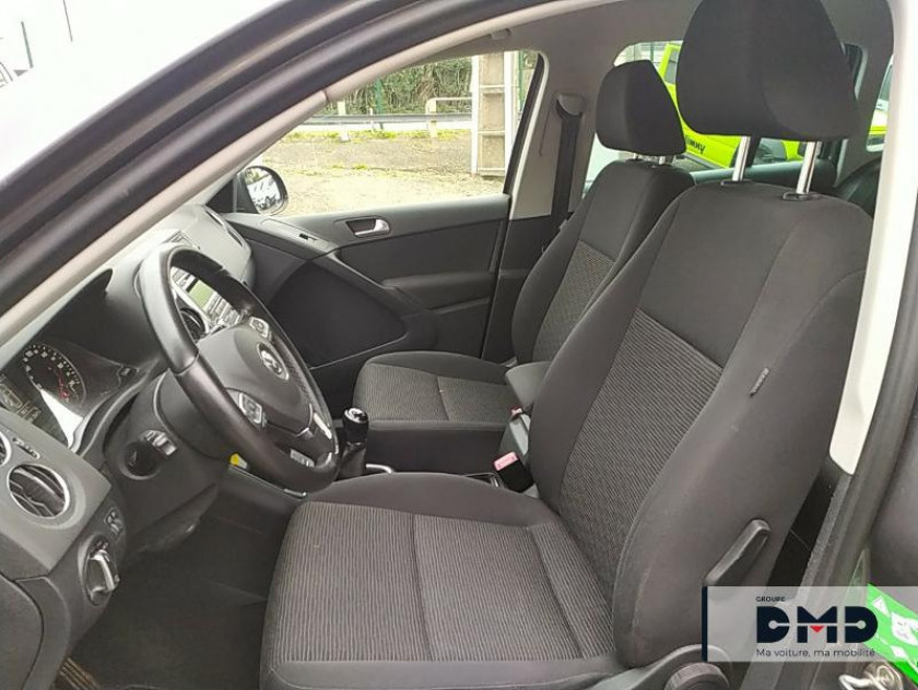 Volkswagen Tiguan 2.0 Tdi 140ch Bluemotion Fap Edition - Visuel #9