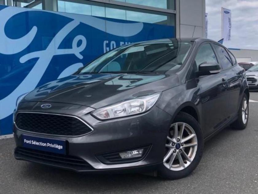 Ford Focus 1.5 Tdci 120ch Stop&start Business Nav - Visuel #1