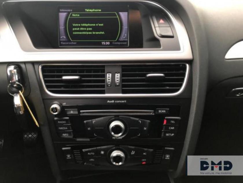 Audi A4 Avant 2.0 Tdi 120ch Dpf Ambiente - Visuel #6