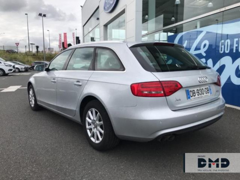 Audi A4 Avant 2.0 Tdi 120ch Dpf Ambiente - Visuel #3