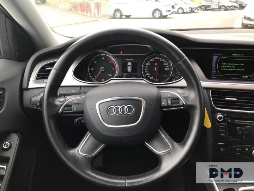 Audi A4 Avant 2.0 Tdi 120ch Dpf Ambiente - Visuel #7