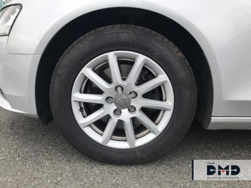 Audi A4 Avant 2.0 Tdi 120ch Dpf Ambiente - Visuel #19