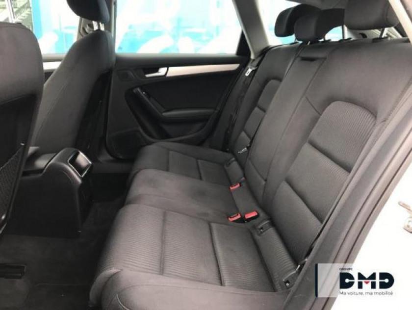 Audi A4 Avant 2.0 Tdi 120ch Dpf Ambiente - Visuel #10