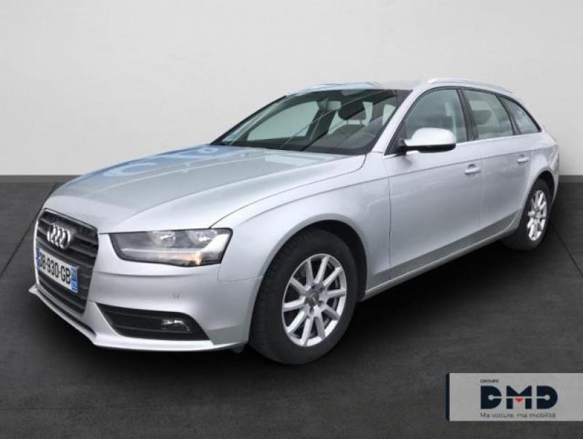 Audi A4 Avant 2.0 Tdi 120ch Dpf Ambiente - Visuel #21