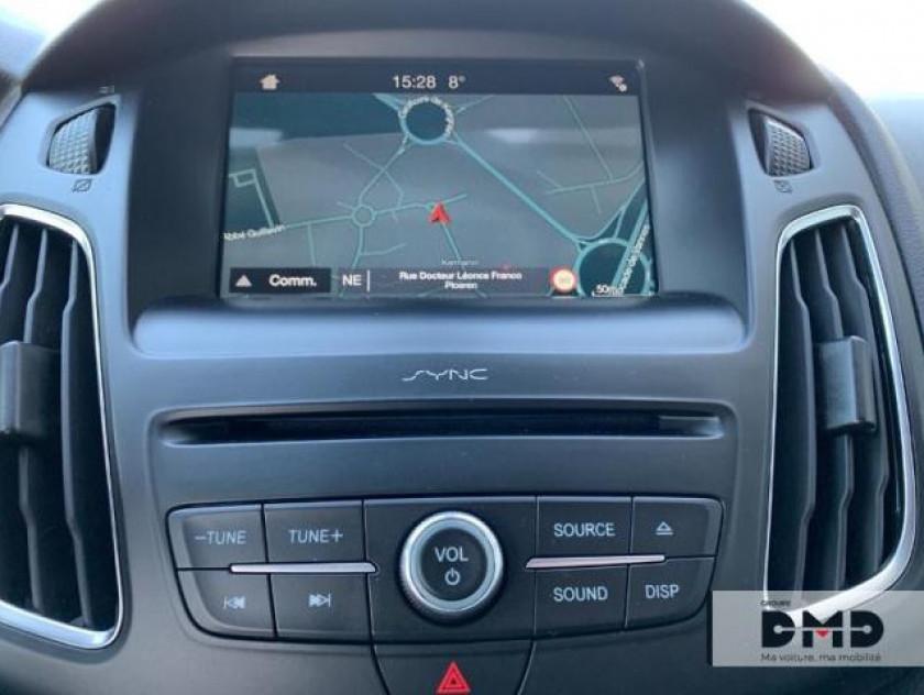 Ford Focus 1.0 Ecoboost 125ch Stop&start Titanium - Visuel #6