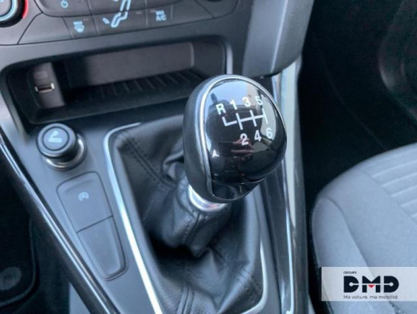 Ford Focus 1.0 Ecoboost 125ch Stop&start Titanium - Visuel #8
