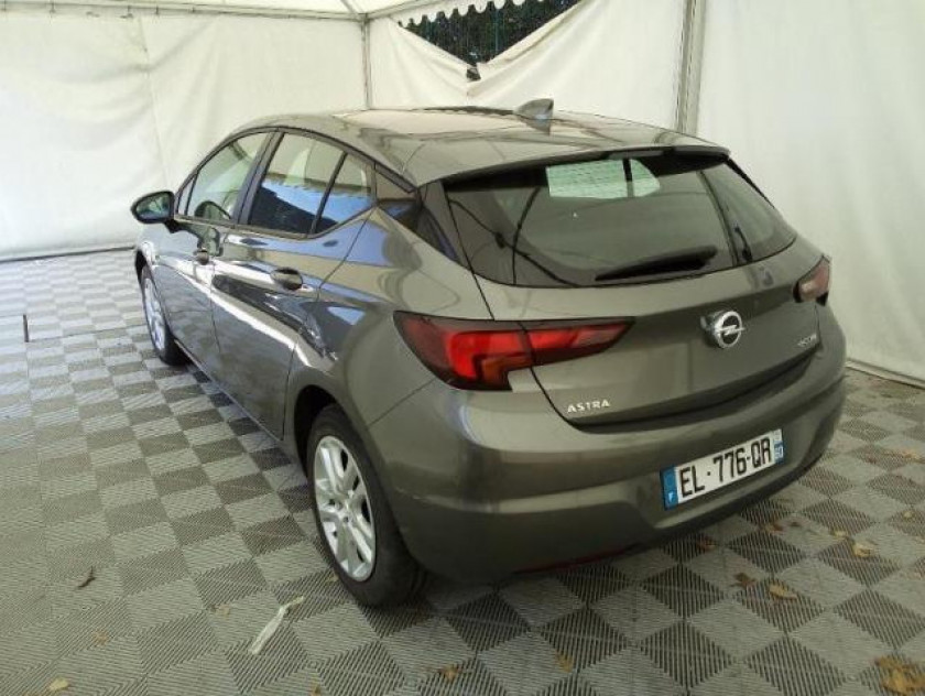 Opel Astra 1.0 Turbo 105ch Edition Ecoflex Start/stop - Visuel #8
