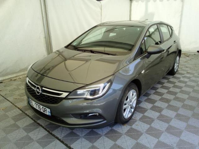 Opel Astra 1.0 Turbo 105ch Edition Ecoflex Start/stop - Visuel #1