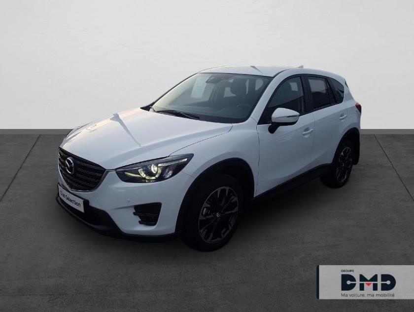 Mazda Cx-5 2.2 Skyactiv-d 150 Dynamique Plus 4x2 - Visuel #1