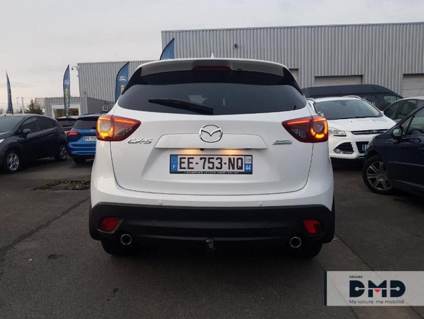 Mazda Cx-5 2.2 Skyactiv-d 150 Dynamique Plus 4x2 - Visuel #11
