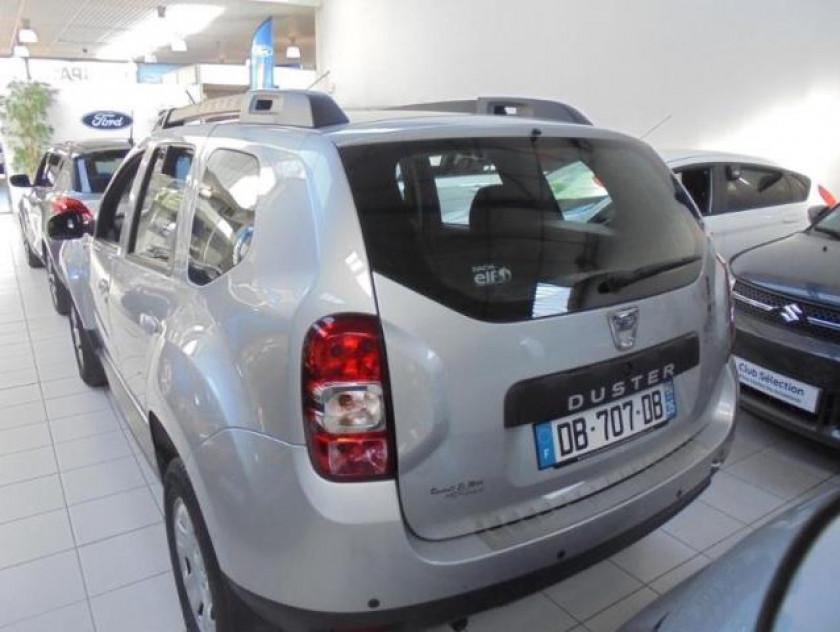 Dacia Duster 1.5 Dci 90ch Fap Lauréate 4x2 - Visuel #2