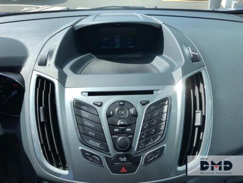 Ford C-max 1.6 Tdci 115ch Fap Titanium X - Visuel #6