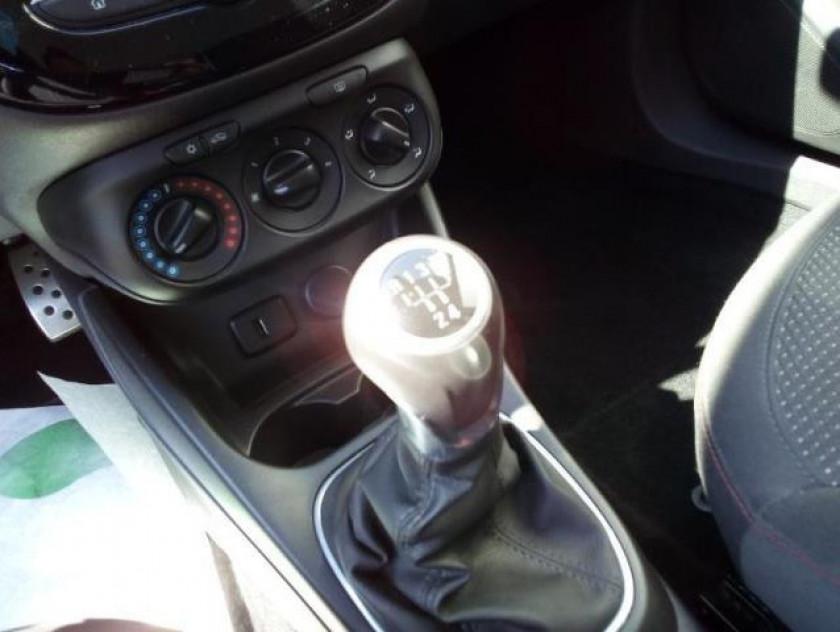 Opel Corsa 1.4 90ch Black Edition Start/stop 5p - Visuel #8
