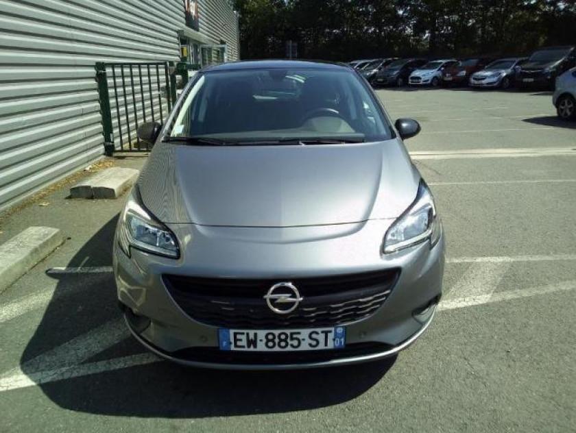 Opel Corsa 1.4 90ch Black Edition Start/stop 5p - Visuel #4