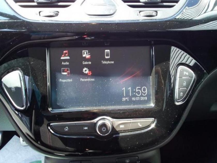 Opel Corsa 1.4 90ch Black Edition Start/stop 5p - Visuel #6