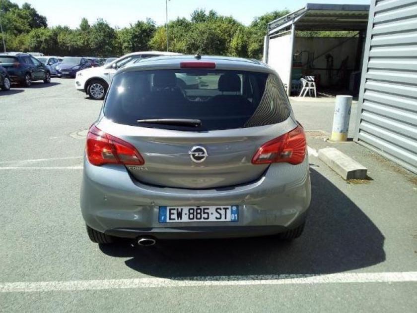 Opel Corsa 1.4 90ch Black Edition Start/stop 5p - Visuel #11