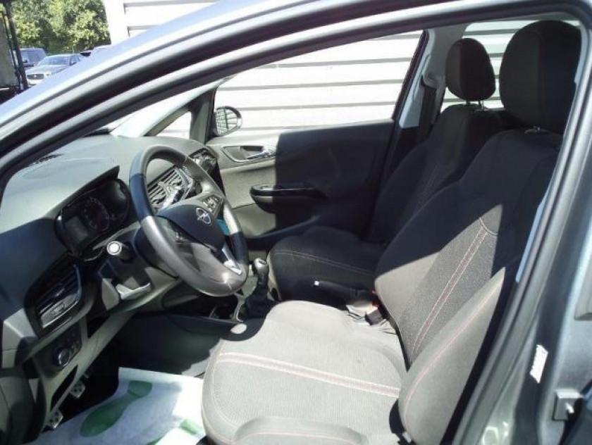 Opel Corsa 1.4 90ch Black Edition Start/stop 5p - Visuel #9