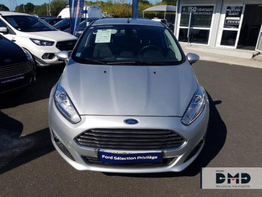 Ford Fiesta 1.0 Ecoboost 100ch Stop&start Titanium 5p - Visuel #4