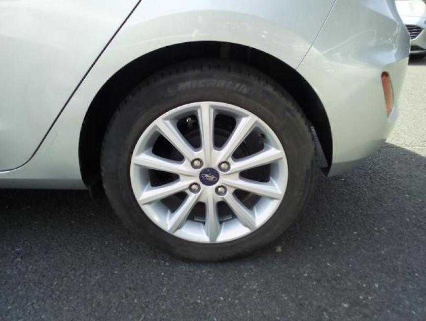 Ford Fiesta 1.0 Ecoboost 100ch Stop&start Titanium 5p - Visuel #13