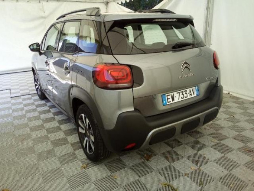 Citroen C3 Aircross Puretech 82ch Feel - Visuel #6