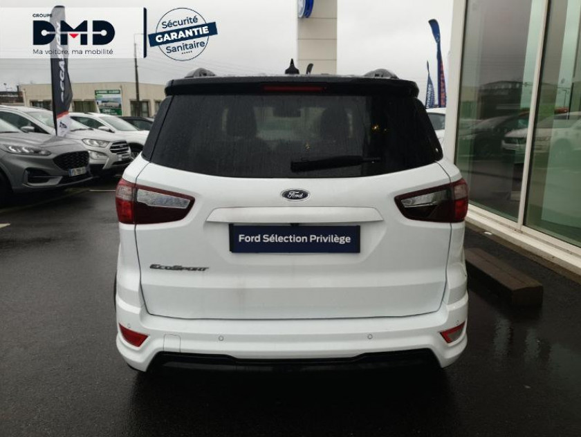 Ford Ecosport 1.0 Ecoboost 100ch St-line Euro6.2 - Visuel #11