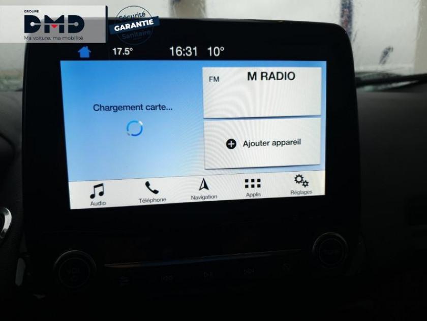 Ford Ecosport 1.0 Ecoboost 100ch St-line Euro6.2 - Visuel #6