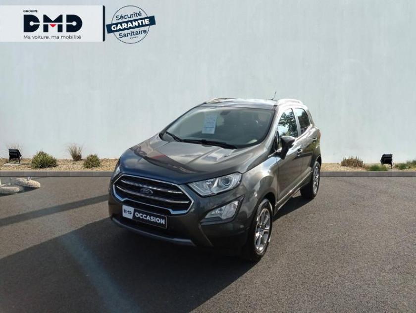Ford Ecosport 1.0 Ecoboost 125ch Titanium Business - Visuel #1