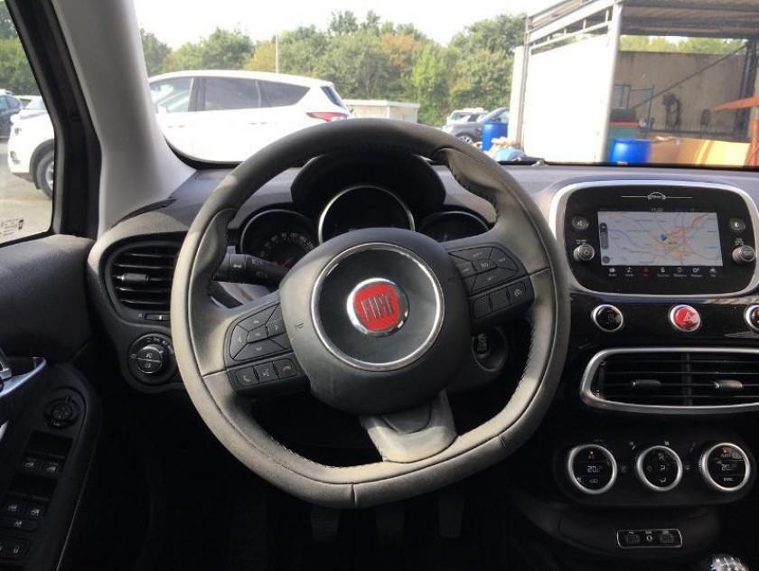 Fiat 500x 1.6 Multijet 16v 120ch Lounge - Visuel #7