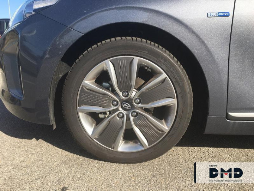 Hyundai Ioniq Hybrid 141ch Executive - Visuel #13