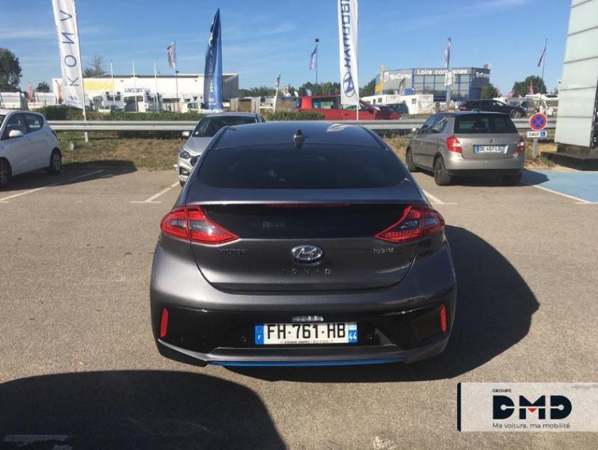 Hyundai Ioniq Hybrid 141ch Executive - Visuel #11