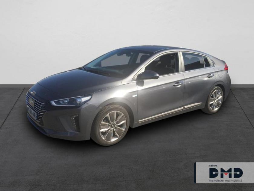 Hyundai Ioniq Hybrid 141ch Executive - Visuel #1
