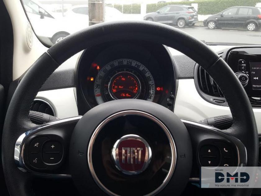 Fiat 500 1.2 8v 69ch Popstar - Visuel #6