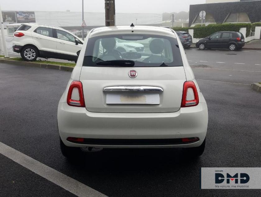 Fiat 500 1.2 8v 69ch Popstar - Visuel #10