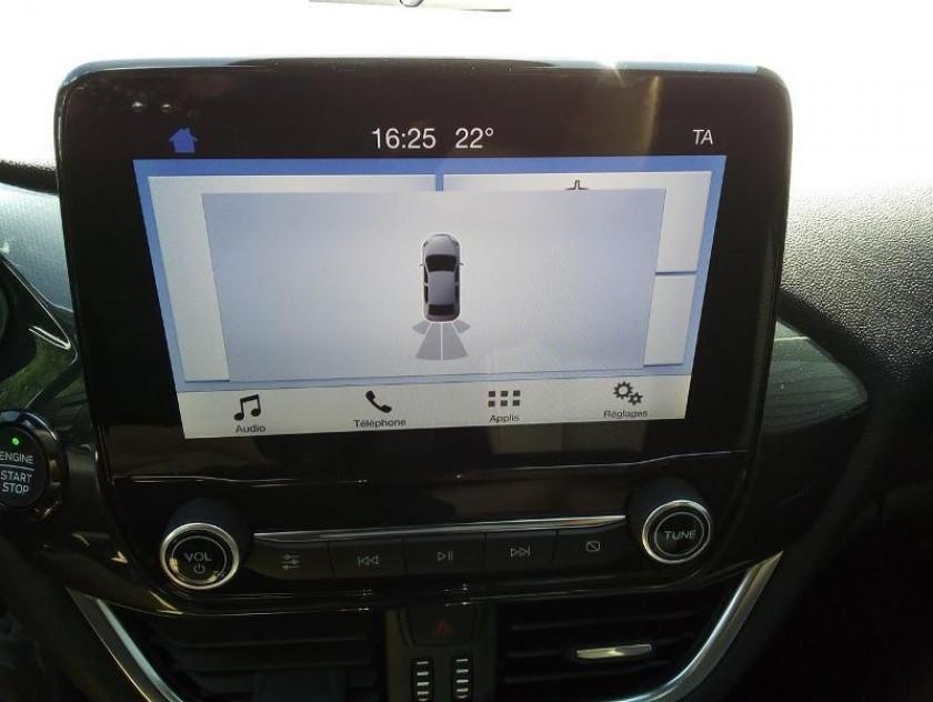 Ford Fiesta 1.0 Ecoboost 125ch Stop&start St-line 5p Euro6.2 - Visuel #14