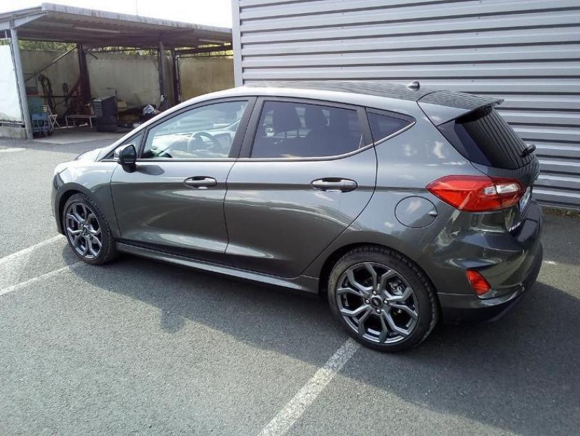 Ford Fiesta 1.0 Ecoboost 125ch Stop&start St-line 5p Euro6.2 - Visuel #3