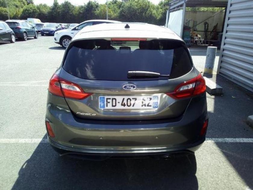 Ford Fiesta 1.0 Ecoboost 125ch Stop&start St-line 5p Euro6.2 - Visuel #18