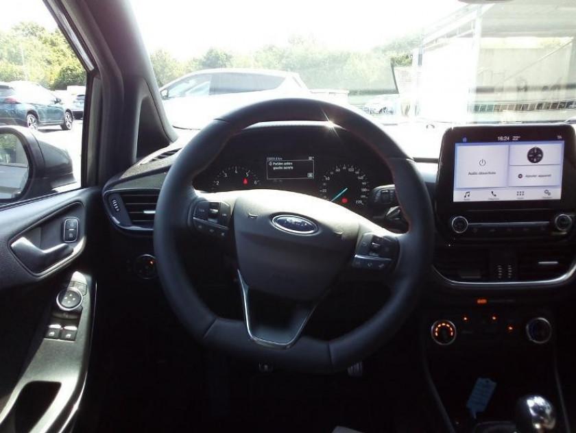 Ford Fiesta 1.0 Ecoboost 125ch Stop&start St-line 5p Euro6.2 - Visuel #7