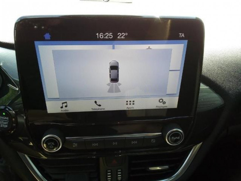 Ford Fiesta 1.0 Ecoboost 125ch Stop&start St-line 5p Euro6.2 - Visuel #21
