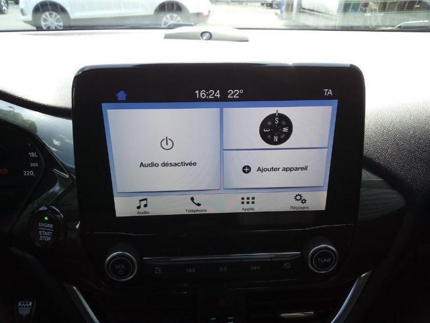 Ford Fiesta 1.0 Ecoboost 125ch Stop&start St-line 5p Euro6.2 - Visuel #6