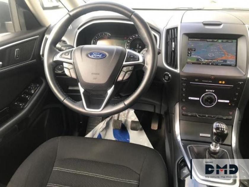 Ford Galaxy 2.0 Tdci 180ch Stop&start Titanium - Visuel #5