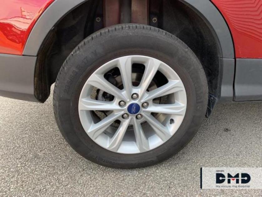 Ford Kuga 2.0 Tdci 120ch Titanium - Visuel #13