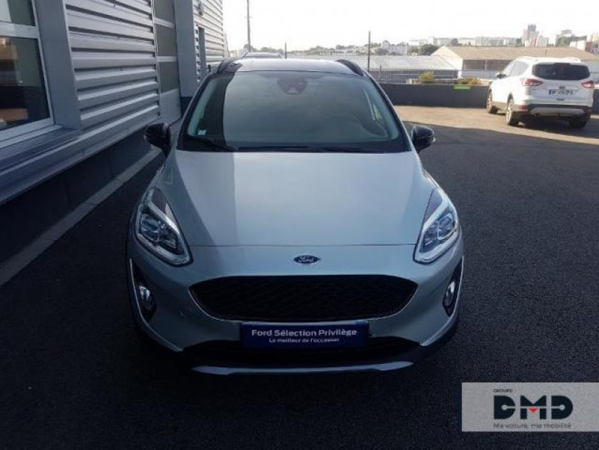 Ford Fiesta Active 1.0 Ecoboost 100ch S&s Euro6.2 - Visuel #4