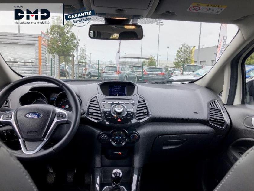 Ford Ecosport 1.0 Ecoboost 140ch Titanium S - Visuel #5