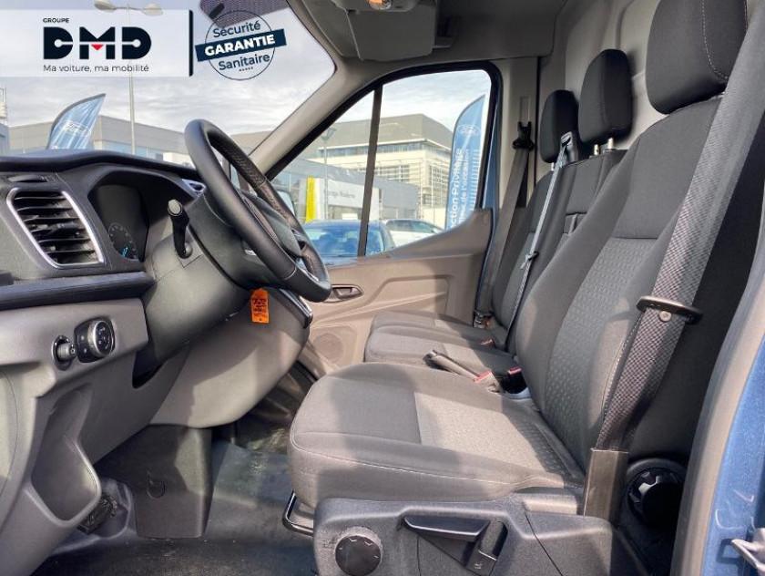 Ford Transit 2t Fg T350 L3h2 2.0 Ecoblue 185ch S&s Limited Bva - Visuel #10